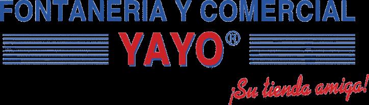 logo fontaneria y comercial yayo